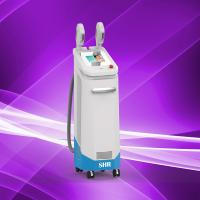 Buy cheap shr and ssr photo facial machine super hair removal and super skin rejuvenation handles from wholesalers