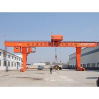 Buy cheap YT Professional Engineering Customized Design Calculations Single Girder Gantry Crane from wholesalers