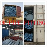 Buy cheap API 5L X52 Seamless Steel Pipe & Tubing  NACE MR0175 product