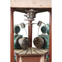 """Buy cheap Pressure 7Mpa Elbow Beveling Machine Processing Size 22""""-32"""" Clamping Type from wholesalers"""