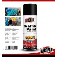 Buy cheap 280g Multi Colors Ironlak Graffiti Spray Paint Art UV Resistance For Outdoor from wholesalers