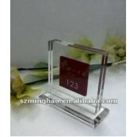 Buy cheap acrylic tabletop display product