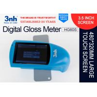 Buy cheap India Economic Digital Gloss Meter HG60S 3NH Wood and Furniture Coatings Gloss level tester from wholesalers