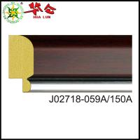 Buy cheap J02718 series Custom Picture Framing Polystyrene Moulding Cheap Picture Frame Sale Store from wholesalers