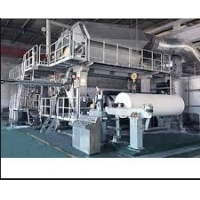 Buy cheap 3200mm New Crecent former facial toilet tissue paper making machine from wholesalers