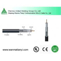 Buy cheap Insulation Material and PVC Jacket RG 59 coaxial cable product