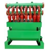 Buy cheap High Abrasion Resistance Low Price Solids Control Mud Desilter for Horizontal Directional Drilling from wholesalers
