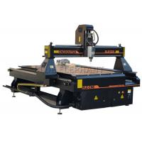 Buy cheap Cylindrical Object 4 Axis Cnc Router Machine 4x8 Big Steel Tube Welded Structure from wholesalers