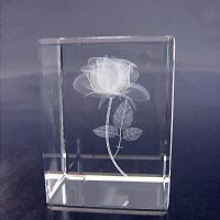 Buy cheap 3D Laser Engraved Crystal from wholesalers