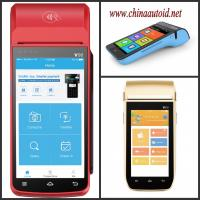 Buy cheap Handheld mobile payment smart pos terminal with competitive price -AUOTID DJ V60 from wholesalers