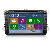 Buy cheap 8inch touch screen car DVD players  with all functions for VW from wholesalers