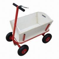 Buy cheap Wooden Cart for Children, TUV/GS Approval from wholesalers
