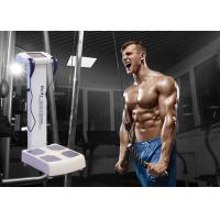 Buy cheap Bio - Impedancemetry Electronic Accurate Body Fat Analyzer With Digital Display from wholesalers