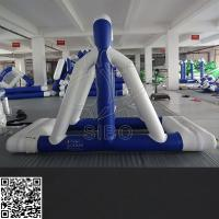 Buy cheap Commercial Inflatable Swing Inflatable Water Parks Equipment For Water Playground from wholesalers