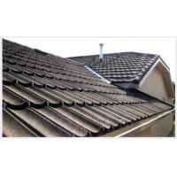 Buy cheap Classic Color Stone-coated Steel Roofing from wholesalers