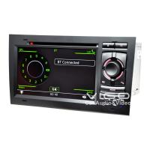 Buy cheap Audi Sat Nav DVD , Car Stereo For Audi A4 S4 GPS Sat Navigation from wholesalers