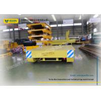 Buy cheap Steel Coil Transfer Trolley Upender Device With Optional Automatic Control from wholesalers