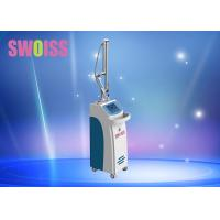 Buy cheap SCL-R-30 Laser Skin Care Machine , Dermatology Laser Machines With RF Laser Pipe from wholesalers