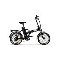 Buy cheap Exercise Pedal Assist Electric Bike Light Weight Aluminium Alloy Frame from wholesalers