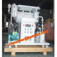 Buy cheap Vacuum Insulation Oil Purifier,Cable Oil Degassing,dehydration system,mutual inductor oil filtration plant exporter from wholesalers