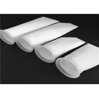 Buy cheap PE / PP Needle Liquid Filter Bag / 25 Micron Polyester Bag Filter Customized Size from wholesalers
