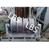 Buy cheap High Performance Wire Rope Windlass Anchor Winch For Building Wipe Wall from wholesalers