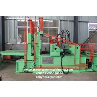 Buy cheap Best PLC Automatic Corrugated Fins Wall Forming Machine with high quality from wholesalers