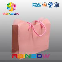 Buy cheap Cardboard Hot Stamping High End Colorful Customized Paper Bags For Shopping from wholesalers