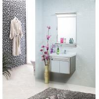 Buy cheap Frameless Wall Mounted Lighted Anti Fog Bathroom Mirror IP44 from wholesalers