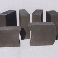 Buy cheap Refractory Magnesia Carbon Brick black MgO-C Brick Factory price for steel industry from wholesalers