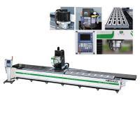 Buy cheap Automatic Sheet Metal Cutting Machine CNC Router For Aluminum Working CNC Center Machine With Taiwan TBI Ball Screw from wholesalers