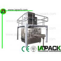 Buy cheap Granule Premade Pouch Packing Machine / Biscuit Packing Machine from wholesalers