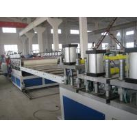 Buy cheap PVC Crust Foam Board Production line from wholesalers