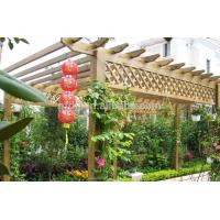 Buy cheap ACQ Treatment Rough Sawn Pine Lumber For Antiseptic Wood Pergola from wholesalers