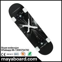 Losenka MS102 OEM manufacturer of cheap wholesale 31inch maple skateboard