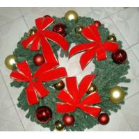 Buy cheap new design christmas wreath from wholesalers
