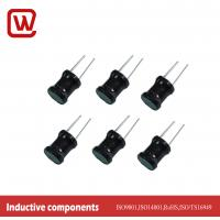 Buy cheap power inductor ferrite core radial choke drum inductor for led lighting from wholesalers