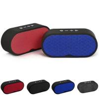 Buy cheap Promotion Outdoor Hands-free Fabric Cloth Cover Mini Wireless Bluetooth Speaker from wholesalers