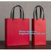 Buy cheap New Product Jewelry Luxury Shopping Paper Carrier Bag,Custom Shopping Rope Handle Paper Carrier Bag,Full printed Luxury from wholesalers