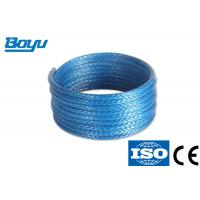 Buy cheap pilot wire Manufacturer Cheap Color 6mm 15mm 16mm Nylon Braided Polypropylene PP Rope from wholesalers
