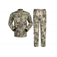 Buy cheap Ripstop Military Combat Uniform Accessories Saudi Arabia Iran Black Custom Military Uniform from wholesalers