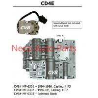 Buy cheap Auto transmission CD4E sdenoid valve body good quality used original parts from wholesalers
