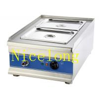 Buy cheap BM-2T electric bain marie food warmer from wholesalers