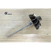 Buy cheap GT20 434715-0013 Turbine shaft  Turbine Wheel Shaft Rotor for Ford RANGER Turbocharger 721843-0001 CHRA 451298-0019 product