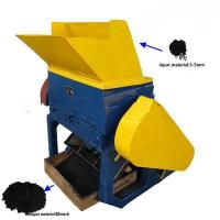 Buy cheap Rubber Recycling Granulators Crusher Double Roller Rubber Crusher from wholesalers