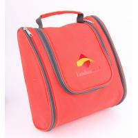 Buy cheap Polyester Outdoor Hanging Toiletry Kit product