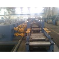 Flying Saw Tube Forming Machine 2 Inch Steel Round Pipe Section Pipe