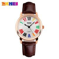Buy cheap Colorful Shine Womens Quartz Watches , Japan Movt 30M Waterproof Vogue Watches from wholesalers