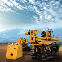 Buy cheap 55KW Hydraulic Underground Core Drilling Rig , Diamond Core Drill CKD600C from wholesalers