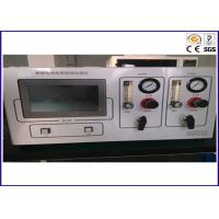 Buy cheap Fire Resistance Test Furnace IEC 60331 , Impact Test Equipment For  Wire / Cable from wholesalers